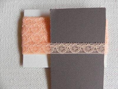 Card of New Lace - Apricot