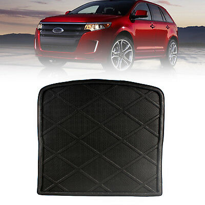 Rear Trunk Cargo Mat Boot Liner Floor Tray Carpet For Ford Edge