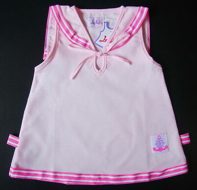 BABY GIRL DRESS Pale Pink Outfit Party Dress Casual Clothing Nightie Night Dress
