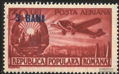 Romania 1367 (complete issue) unmounted mint / never hinged 1950 Airmail