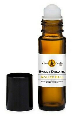SWEET DREAMS Sleep Essential Oil - Roller Ball Pulse Point Roll On Aromatherapy