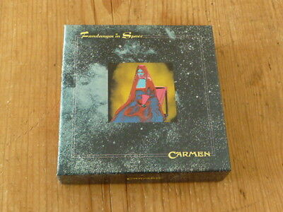 Carmen: Fandangos in Space Empty Promo Box [Japan Mini-LP no cd esperanto Q