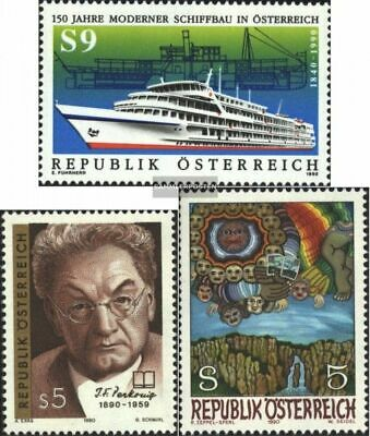 Austria 1999,2000,2001 (complete.Expenditure) unmounted mint / never hinged 1990