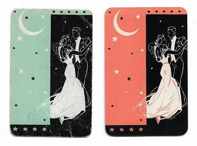 Waltz Time X 2 Only Single Vintage Playing/swapcards