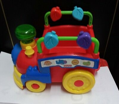 Fisher-Price Amazing Animals Sing A Long Choo Choo Train ONLY