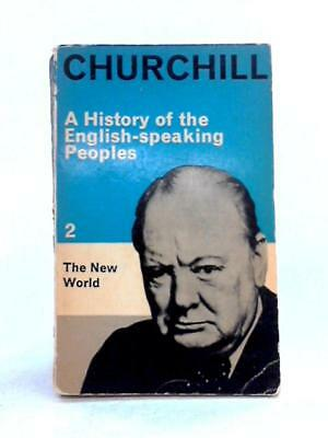 A History of the English Speaking Peoples:  Winston S. Churchill 1969 Book 83495