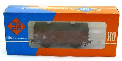 Roco HO DB Guterwagen Goods Wagon 4301A NEW OLD STOCK