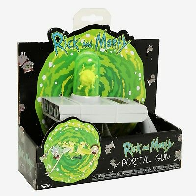 Funko Rick and Morty Portal Gun Toy Item #22958