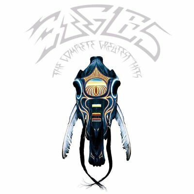 Eagles THE COMPLETE GREATEST HITS Best Of 33 Essential Songs NEW SEALED 2 CD
