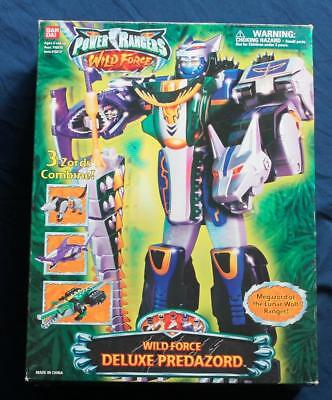 Wild force deluxe predazord sabans power rangers 2002 bandai wild force deluxe predazord sabans power rangers 2002 bandai 10212 thecheapjerseys Image collections