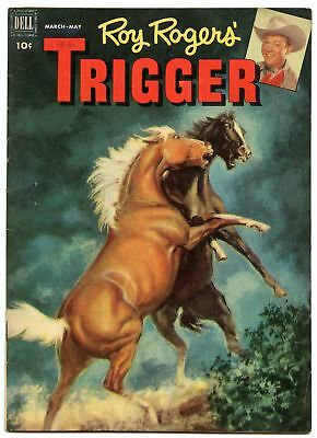 Roy Rogers' Trigger 4 May 1952 VG+ (4.5)