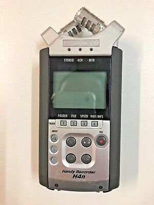 Zoom Handy Recorder H4n Model with Original Case and Power Adaptor Pickup Welcom