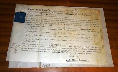 Document MARRIED WOMEN'S PROPERTY in FLEET STREET in COVENTRY 1866