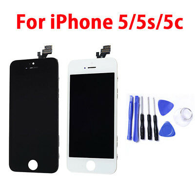 Original For iPhone 5 5S 5C LCD Display Touch Screen Digitizer Assembly Part