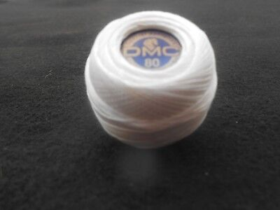DMC Special Dentelles Crochet Yarn No.80 Colour B5200