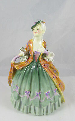 Hard to Find Vintage Royal Doulton Porcelain Figurine Sibell HN1695
