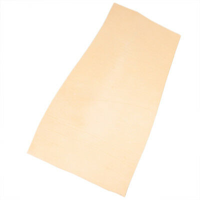 Springfield Leather Co. Veg Tan Cowhide Leather Craft Panel 8-9 oz 2 - 3 sqft