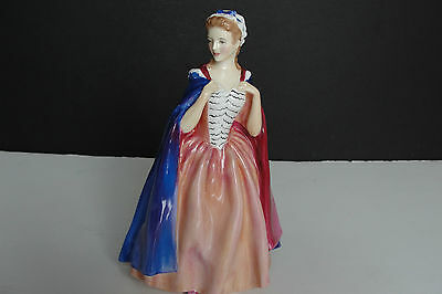 "Royal Doulton ""BESS"" HN2003 Bone China Figurine 7.25"". Signed! EX!"