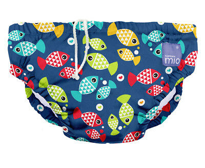 Bambino Mio Reusable Swim Nappies - Aquarium