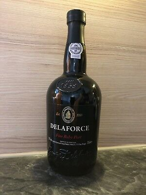 ***** DELAFORCE Fine Ruby Port / Portwein ( 75cl ) NEU *****