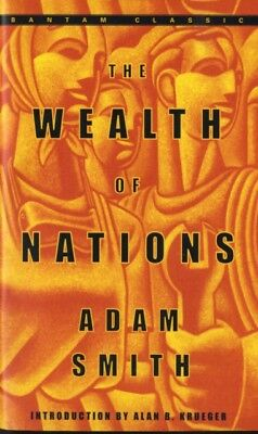 WEALTH OF NATIONS THE, Smith, Adam, 9780553585971