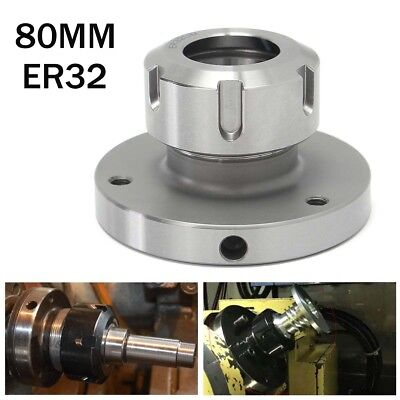 Diameter 80MM ER-32 Collect Chuck (3901-5032) Compact Lathe Tight Tolerance