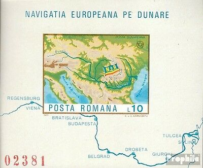 Romania block147 (complete issue) unmounted mint / never hinged 1977 Danube