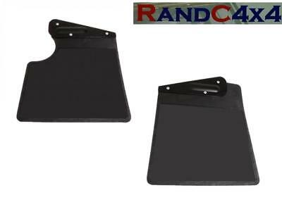 Land Rover Defender 90 TD5 PUMA Rear Mud Flaps - LR055332  LR055340