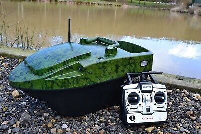 Anatec PAC Boat Start R Evo Ivy Camou NEW Fishing Bait Boat