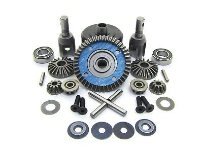 ECO MBX8 DIFFERENTIAL (front rear diff) 44t gearbox M-Spec MUGE2022 Mugen
