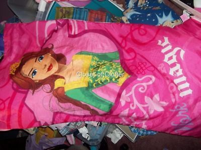 Vintage 30x54 SHREK Fiona Princess Movie Character Sleeping Bag/Comforter