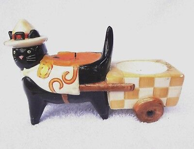 HALLOWEEN CAT TEALIGHT HOLDER By Yankee Candle