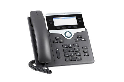 Cisco 7841 Four line Unified IP Phone, CP-7841-K9, NEW, Lifetime Warranty