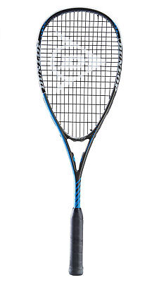Squash Racket Dunlop Blackstorm Power 3.0 + Vollhülle - Top Angebot Modell 2018