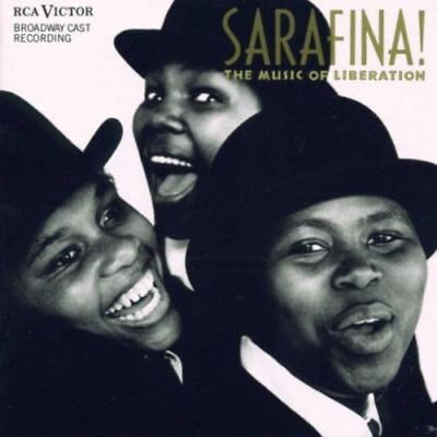 Sarafina! - The Music Of Liberation, Musical, CD