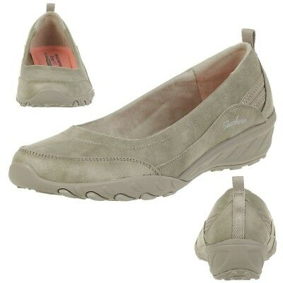 TPE Savvy On Slip RELAXED Fool Damen Nobodys FIT Slipper SKECHERS nwZN0OkP8X