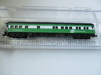 Micro-Trains  #55600030 Burlington Northern Modernized Business Car Z-Scale