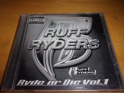 RUFF RYDERS - Ryde or Die Compilation 1 [New CD] Explicit