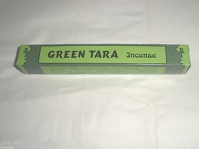 Green Tara Tibetan Incense Sticks - Purification