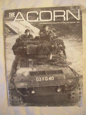 Life Guards Regiment Journal 1976 Household Cavalry British Army History