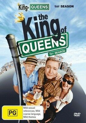 The King of Queens: Season 1 - Brand New DVD Region 4