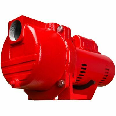 Red Lion 71 GPM 1-1/2 HP Self-Priming Cast Iron Sprinkler Pump