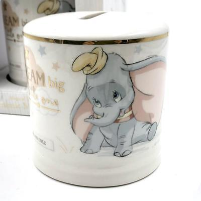 Baby Disney Dumbo Ceramic  Money Box Gift DI408