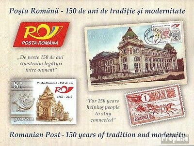Romania Block540 (complete.issue.) unmounted mint / never hinged 2012 Romanian P