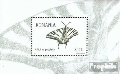 Romania Block498 (complete.issue.) unmounted mint / never hinged 2011 Butterflie