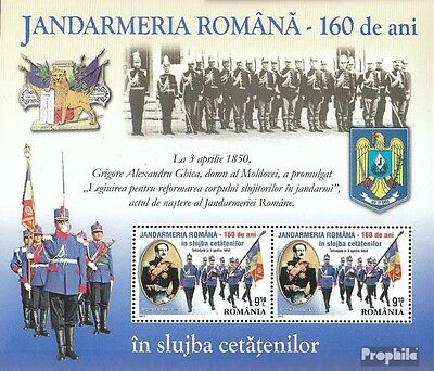 Romania Block465 (complete.issue.) unmounted mint / never hinged 2010 100 years