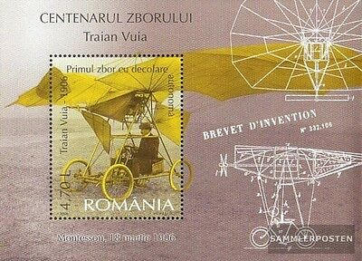 Romania Block371 (complete.issue.) unmounted mint / never hinged 2006 Motorflug