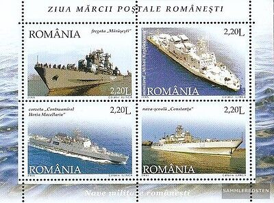 Romania block358 (complete.issue.) unmounted mint / never hinged 2005 Day the St