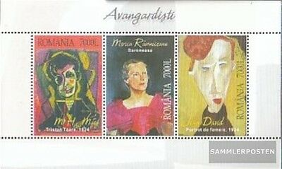 Romania Block348 (complete.issue.) unmounted mint / never hinged 2004 Paintings