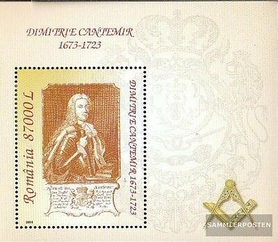 Romania Block347 (complete.issue.) unmounted mint / never hinged 2004 Dimitrie C